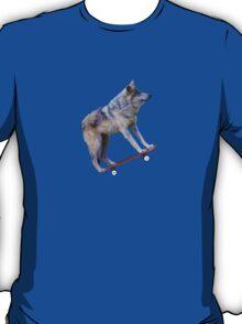Wolfboarding T-Shirt