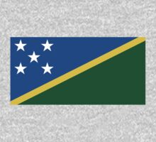 Solomon Islands Flag by cadellin