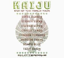 Kaiju End of the World Tour - Texture v3 by Adam Angold