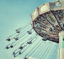 Vintage Style Carnival Swing by picsbytabitha