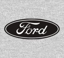 Ford Badge Logo by vincepro76