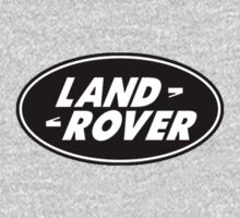 Land Rover Badge Logo by vincepro76