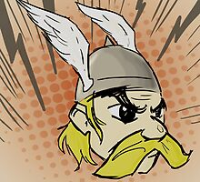 Asterix by drawerick