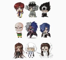 Chibi Triclops Kids Clothes