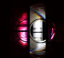Lighthouse Lens by Nigel Bangert