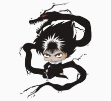 Chibi Hiei alt by artwaste