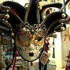 Venetian Mask by mpstone