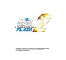Kid Soldier Flash 2 logo Ipad case by TakeshiUSA