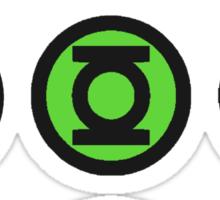 Lantern Corp Logo's Sticker