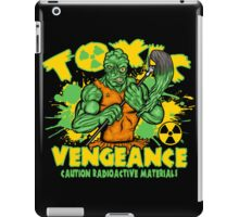 Toxic Vengeance iPad Case/Skin