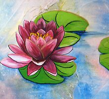 Waterlily by Faye Doherty