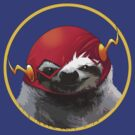 Flash Sloth by philtomato