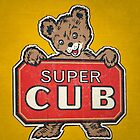 Super Cub by John Medbury (LAZY J Studios)