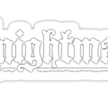 Knightmare Sticker