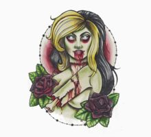 Zombie Girl by publicemilyno1