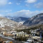 Vail Colorado, from route70 by Nycon360