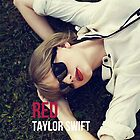 Taylor Swift - Red [iPhone Case] by NicksChick