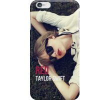 Taylor Swift - Red [iPhone Case] iPhone Case/Skin