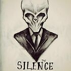 The Silence by rina-saurzz
