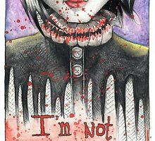 I'm Not Okay by Katerina Karapencheva