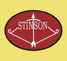 Stinson Aircraft Company Logo Kids Clothes