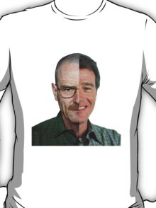 Malcom in the Middle Vs Breaking Bad T-Shirt