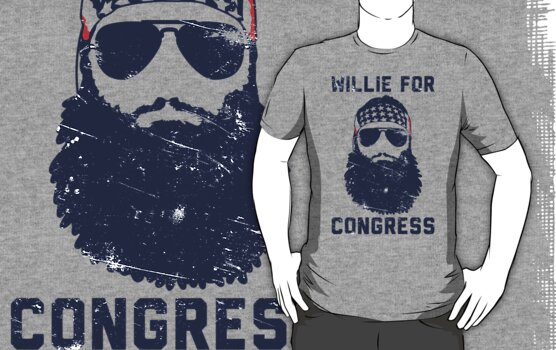 Willie For Congress  by Look Human