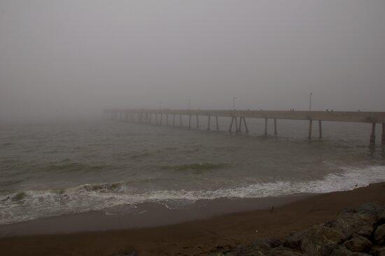 Fog City Pier 1 by Bob Wall
