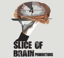 Slice Of Brain T-Shirt