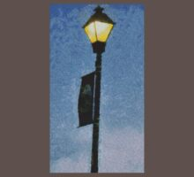 Lamppost With Banner Kids Clothes