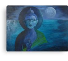 Sea of Calm Canvas Print
