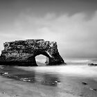 Natural Bridges State Beach, CA by Chris Frost Photography