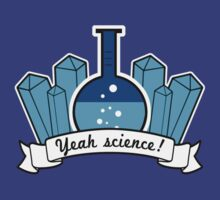 Yeah Science! by FANATEE