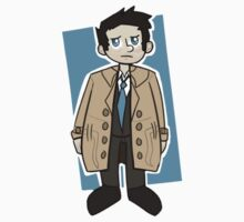 Castiel by demonzee