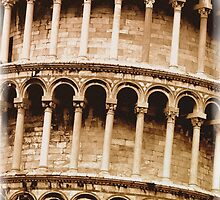 Leaning Tower Of Pisa by printscapes