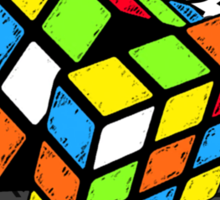 Rubix Formula Sticker