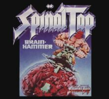 Spinal Tap - Brainhammer (1970) by ChungThing