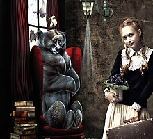 The Return Of Goldilocks... by Karen  Helgesen