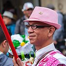 Man in a hat. by naranzaria