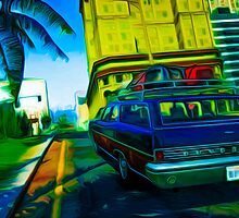 GTA V (OFFICIAL FANS) by XiNC-OXiDE