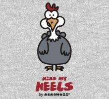 Kiss my Heels - Gina the chicken Kids Clothes