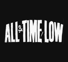 All Time Low (WHITE LOGO) by Mikayla DeBerry