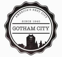 Gotham City by GoldenParadigm