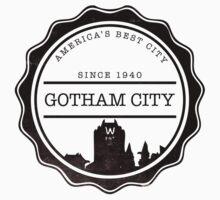 Gotham City by GoldenParadigm