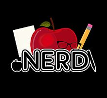 Nerd - Logo 2 by Adamzworld