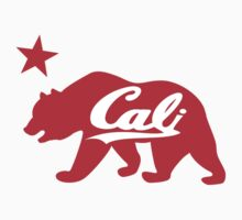 Cali Bear by daleos