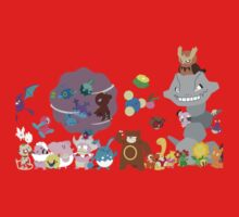 Pokemon by saboe