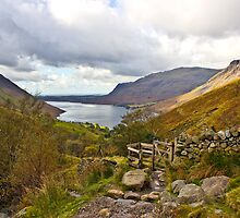Wastwater - Lake District, Cumbria by Paul Madden