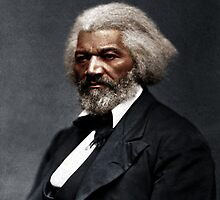 Frederick Douglass by Mads Madsen