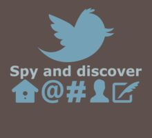 Twitter - Spy and discover by derP